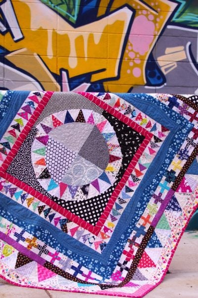 JOIN ME FOR A MODERN MEDALLION QUILT-A-LONG?