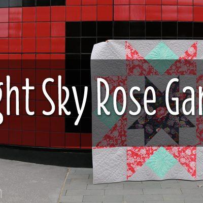 BRIGHT SKY ROSE GARDEN