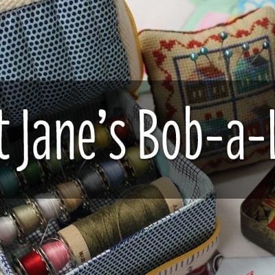 QUILT JANE'S BOB-A-LONG
