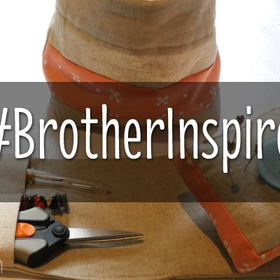 #BROTHERINSPIRES PINCUSHION AND THREAD CATCHER TUTORIAL