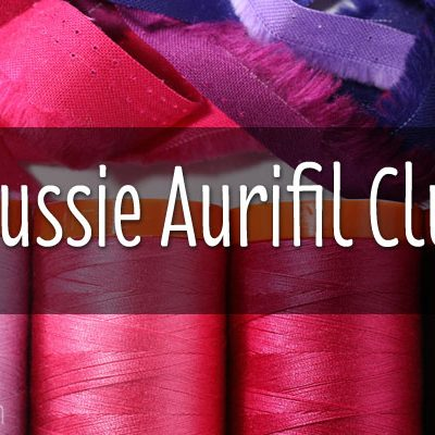 Aussie Aurifil Club May Blogger Bundle Reveal