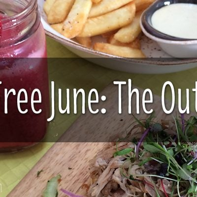 Junk Free June Wrap Up