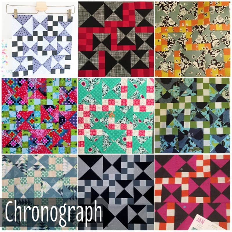 52 Weeks with The Quilter's Planner - Join Angie Wilson of GnomeAngel.com in 2017 to sew all 52 block tutorials included in The Quilter's Planner. Make blocks, learn skills and win prizes - what more could you want? Find out more on www.gnomeangel.com