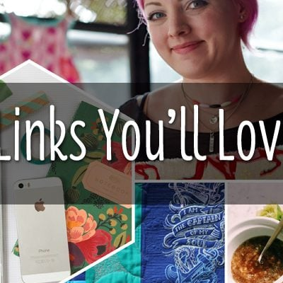 Link Love: Something for your ears, belly and mind