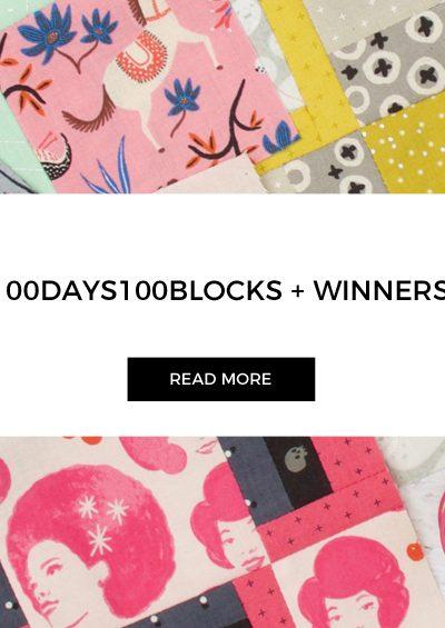 #100Days100Blocks2017 Blocks 81 – 90 and Winner