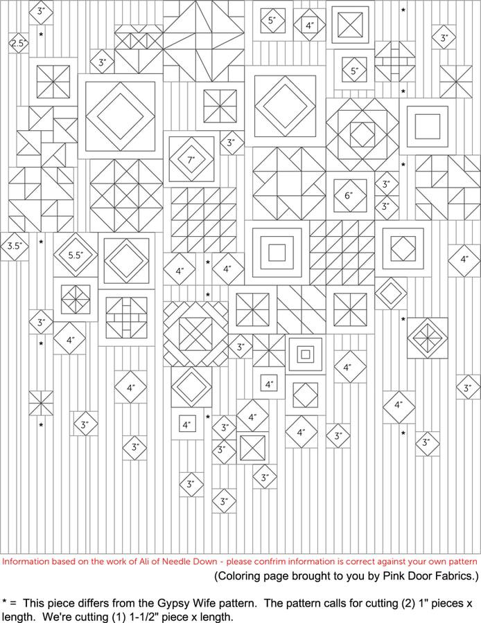 8 quilt squares coloring pages | Printable and Colors | Square ... | 900x694
