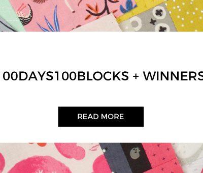 #100Days100Blocks2017 Blocks 91 – 100 and Final Winners