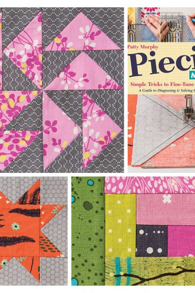 Piecing Makeover by Patty Murphy: A Review